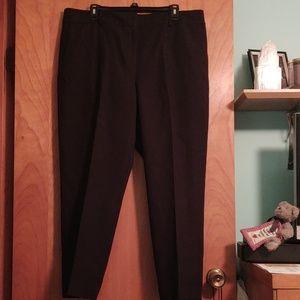 Ann Taylor Factory Ankle Pant Curvey Fit